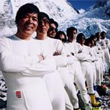 エベレスト登山隊