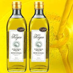 オリーブジュース100%オイル〈キヨエ〉2本セット