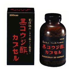 黒コウジ酢カプセル