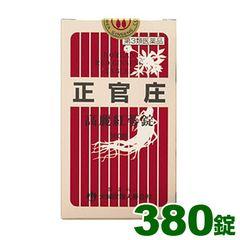 高麗紅参錠[380錠](正官庄)