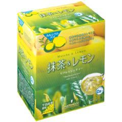 抹茶&レモンリフレッシュティー72包