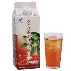 グァバ茶ポリフェノール