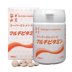 毎日水素スーパーエレメントマルチビタミン