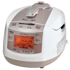 超高圧発芽玄米炊飯器 cuckoo New 圧力名人 6合炊き