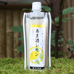 広島瀬戸内レモン あま酒レモン 200g 児玉醤油 三次ブランド認定商品